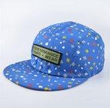 5つのパネルのキャンプの帽子