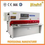 Máquina que pela del péndulo hidráulico del CNC (serie) de QC12K, máquina plegable, cortador