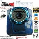 "Novo 2.4 ""HD1080p Adas GPS Tracking Route Car DVR Receptor GPS incorporado, G-Sensor, 2.4G WiFi para Dispositivo Inteligente Móvel pela Android e iPhone Ios APP, 5.0mega Dash Camer"