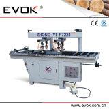Fait dans la Deux-Rangée de travail du bois de bonne qualité de la Chine Multi-Forer l'aléseuse (F7221)