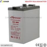 De Batterij 2V 800ah van het Comité van de Accu van de Zonne-energie