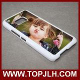 Caso plástico do 2D Sublimation do pulverizador do petróleo de Topjlh para HTC um M9