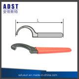 Высокий тип крепежная деталь твердости гаечного ключа крюка c 28-32 зажимая инструмент