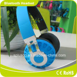 力の低音のFoldableステレオのヘッドバンドのBluetoothのヘッドホーン