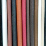 Het goede Bestand Pu Leer van de Elasticiteit en van de Schuring voor Schoenen of Zakken (HTS048)