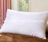 2-4cmの白のアヒルの羽のホテルの枕