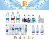 Flüssiger Reinigung-, Füllenund Mit einer Kappe bedeckenProduktionszweig der automatischen Flaschen-3 in-1
