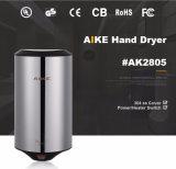 Dessiccateur à grande vitesse de main de dessiccateurs électriques de main d'acier inoxydable