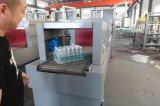 Máquina automática -15pack/M de Packging de la envoltura de la película de encogimiento del calor de la película del PE de la botella del animal doméstico de la botella de cristal
