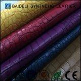 Hot Sale PVC Faux Leather Material para sacos / bolsas / bolsa / mala / estojo
