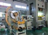 Автомат питания листа катушки с пользой раскручивателя в помощи машины давления к делать электрические части
