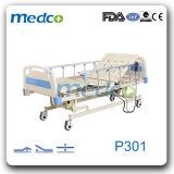 3개의 기능 Ce& ISO, 전기 조정가능한 침대를 위한 부속을%s 가진 전기 병원 환자 침대