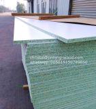 ISO9001: MDF branco morno da melamina do tamanho 2008 4*8