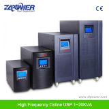 Online-UPS-doppelte Konvertierung 6kVA, 10kVA, 15kVA, UPS 20kVA