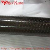 Rouleau en aluminium dur anodisé de qualité supérieur des machines de Hy
