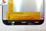 Франтовской экран касания LCD сотового телефона для Azumi A50c A50c+ A50c плюс агрегат цифрователя индикации