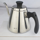 1000ccステンレス鋼のコーヒーやかん