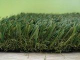Relvado artificial da melhor grama sintética chinesa para a paisagem