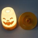 [بورتبل] [لومينري] يعلّب ساطع زخرفيّة ينام بطارية يشغل بلاستيكيّة [لد] فانوس مصباح
