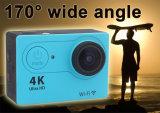 完全なHD WiFi 1080Pは処置のスポーツのカメラを防水する