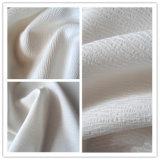 Tissu élastique de jacquard, type de ride d'écorce