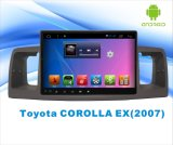 Androider Systems-Auto-Navigation GPS-Spieler für Toyota- Corollaex 9 Zoll-Touch Screen