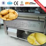 Kartoffel-Reinigung-und Schalen-Maschine für Verkauf