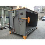 Filtro de cartucho Industrial Pintura en polvo con cabina movible Ruedas