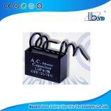 Kondensator des Draht-Cbb61 für Ventilator 450V