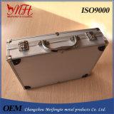 China personalizou a maleta de ferramentas de alumínio portátil de Carring