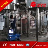 equipamento industrial da fabricação de cerveja de cerveja da mão 20bbl segundo