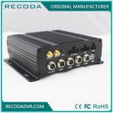 Soporte móvil Ahd Tvi Cvi de FHD 1080P DVR con 4G y el GPS