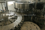 El PLC controla la máquina que capsula de relleno del agua 3 in-1 para la botella del animal doméstico
