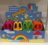 Tijeras plásticas de la seguridad para los cabritos y los niños para el trabajo de la escuela