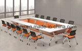 사무실 프로젝트를 위한 현대 작풍 연구 결과 테이블 멜라민 훈련 테이블