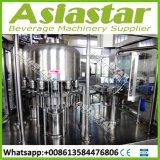 Água bebendo pura mineral inteiramente automática 3 em 1 máquina de enchimento