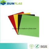 Hohes Auswirkung-Polystyren-Blatt (HÜFTEN Blatt) für achtgebende Drucken und die Vakuumformung