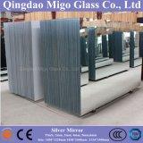 Specchio impermeabile della stanza da bagno dello specchio d'argento decorativo (4mm 5mm 6mm)