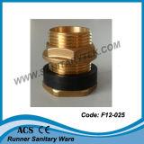 Fanged Verbinder für Becken mit Gummiunterlegscheibe (F12-025)