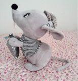 귀여운 마우스 장난감 연약한 박제 동물 장난감