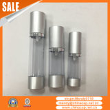 Fabrik-direkte silberne luftlose Lotion-Kosmetik-Mattflaschen