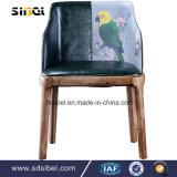 Самомоднейший трактир гостиницы обедая стул Sbe-Cy0340 стула твердой древесины мебели деревянный обедая