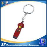 Металл Keychain Taiwan-Типа с синтетической эмалью (Ele-K011)