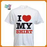 T-shirt en gros T-shirt réfléchissant bon marché avec un nouveau design