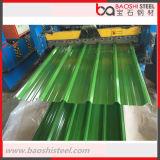 Лист толя цинка Anticorrosion Corrugated для строительных материалов