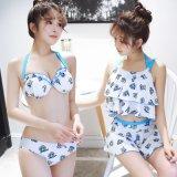 공장 디자인 최신 열려있는 극단적인 섹시한 덮개 아랫배 수영복 여자