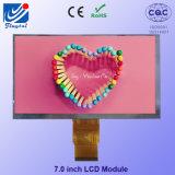 Résolution 800 * 480 7 '' IPS TFT LCD Display