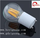 Luz de bulbo del filamento de B22 7W LED, 2 años de garantía