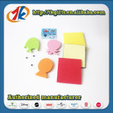 China Atacadinha Mini Cute Animal Shape Notes with Sticker