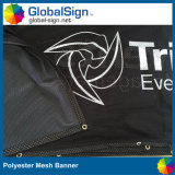 Горячее сбывание! Хорошей знамя ткани сетки полиэфира краски цены количества самой лучшей напечатанное сублимацией
